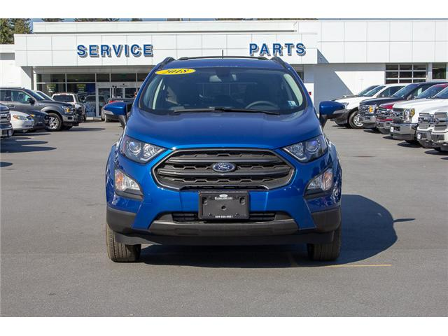 2018 Ford EcoSport SES (Stk: 8EC8863) in Surrey - Image 2 of 22