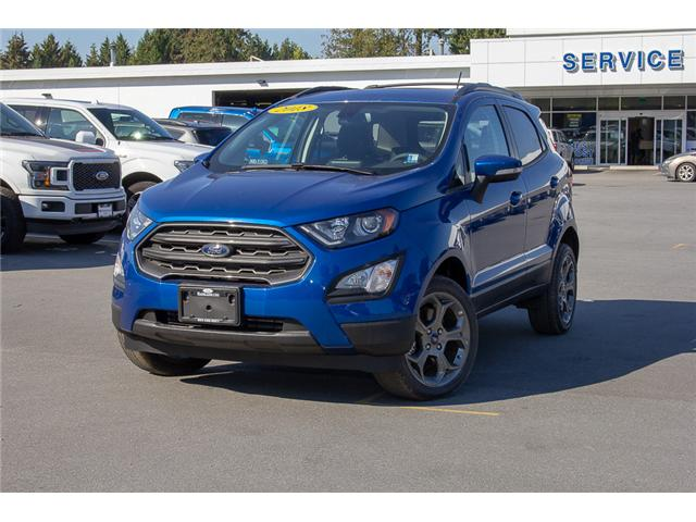 2018 Ford EcoSport SES (Stk: 8EC8863) in Vancouver - Image 3 of 22