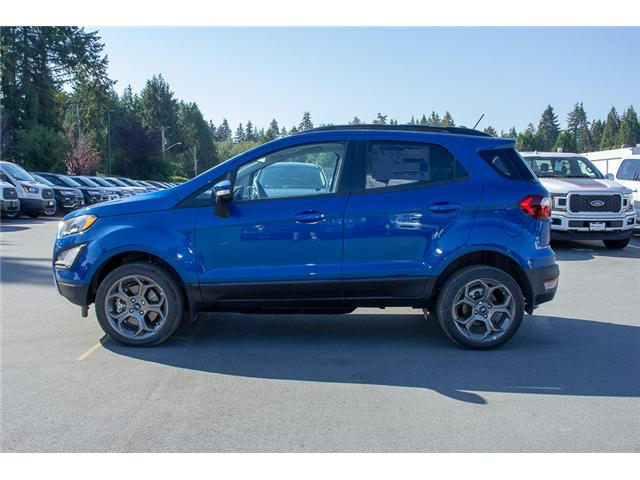 2018 Ford EcoSport SES (Stk: 8EC8863) in Vancouver - Image 4 of 22