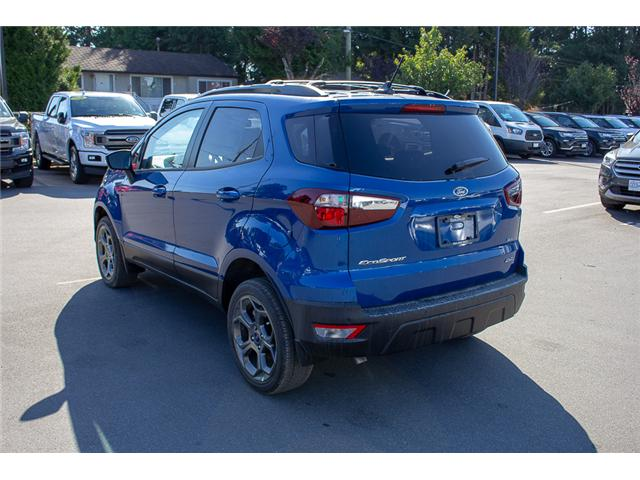 2018 Ford EcoSport SES (Stk: 8EC8863) in Vancouver - Image 5 of 22