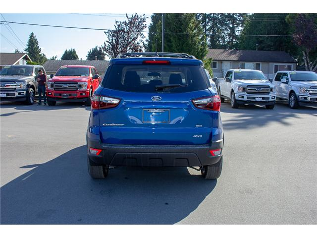 2018 Ford EcoSport SES (Stk: 8EC8863) in Vancouver - Image 6 of 22