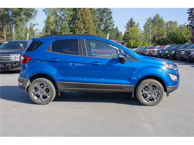 2018 Ford EcoSport SES (Stk: 8EC8863) in Vancouver - Image 8 of 22