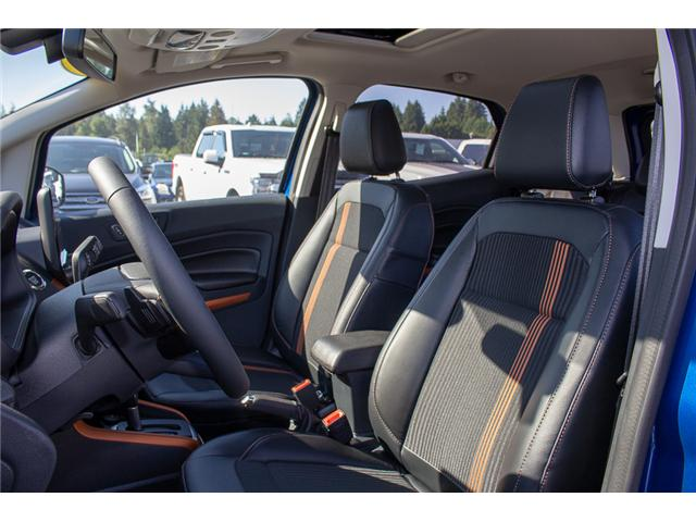 2018 Ford EcoSport SES (Stk: 8EC8863) in Vancouver - Image 9 of 22