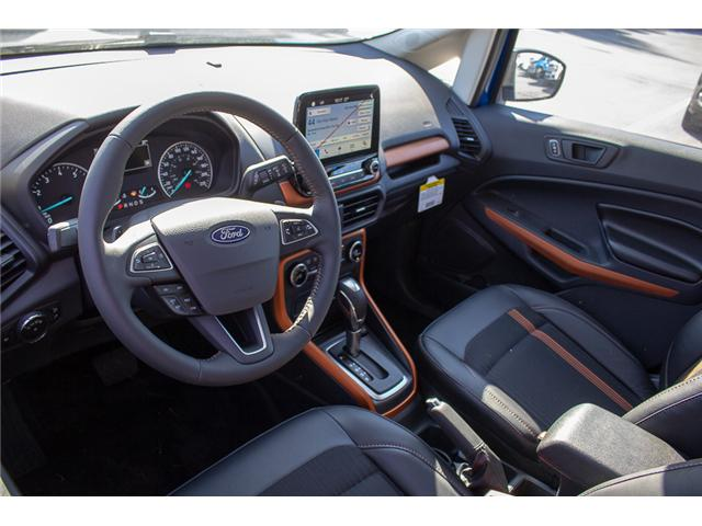 2018 Ford EcoSport SES (Stk: 8EC8863) in Vancouver - Image 10 of 22