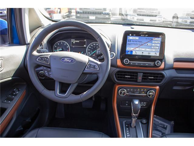 2018 Ford EcoSport SES (Stk: 8EC8863) in Vancouver - Image 12 of 22