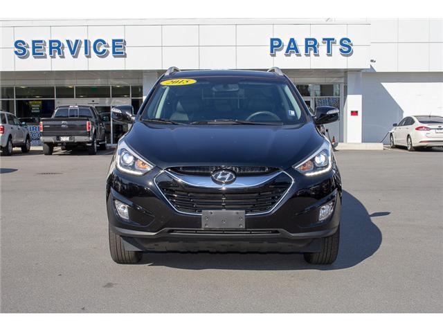 2015 Hyundai Tucson Limited (Stk: P6772) in Surrey - Image 2 of 24