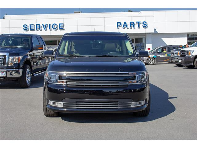 2018 Ford Flex Limited (Stk: P09357) in Surrey - Image 2 of 26