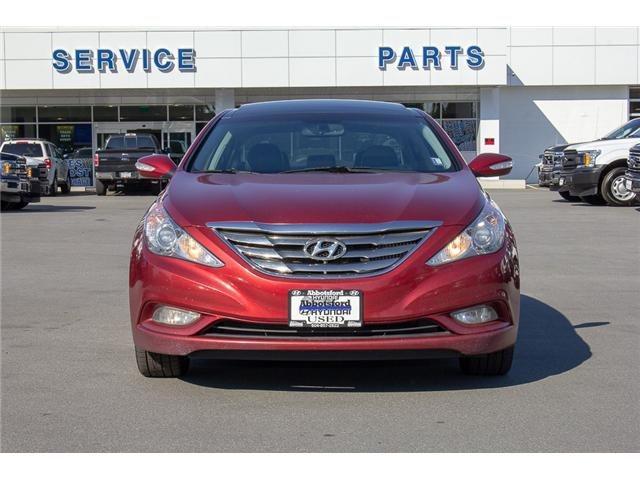 2012 Hyundai Sonata 2.0T Limited (Stk: P46452) in Surrey - Image 2 of 22