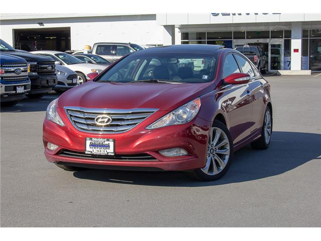2012 Hyundai Sonata 2.0T Limited (Stk: P46452) in Surrey - Image 3 of 22