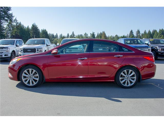 2012 Hyundai Sonata 2.0T Limited (Stk: P46452) in Surrey - Image 4 of 22