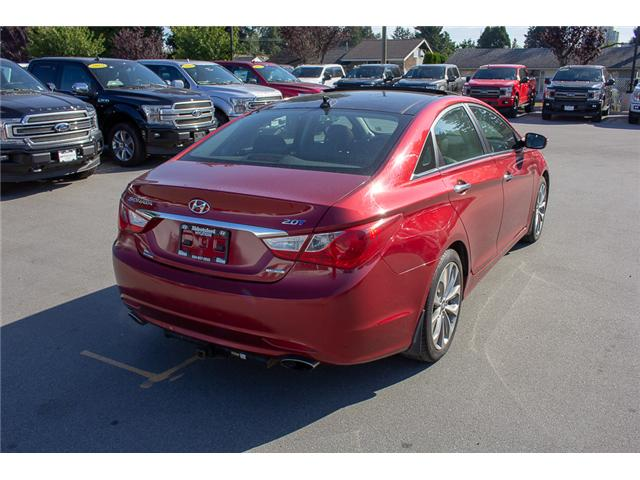 2012 Hyundai Sonata 2.0T Limited (Stk: P46452) in Surrey - Image 7 of 22