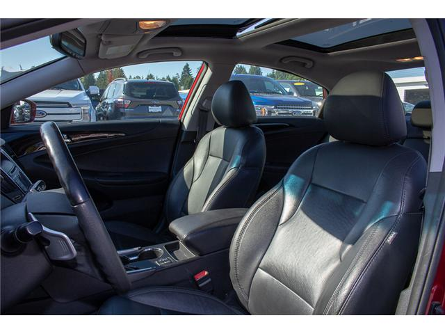 2012 Hyundai Sonata 2.0T Limited (Stk: P46452) in Surrey - Image 9 of 22