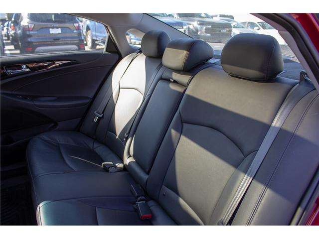 2012 Hyundai Sonata 2.0T Limited (Stk: P46452) in Surrey - Image 11 of 22