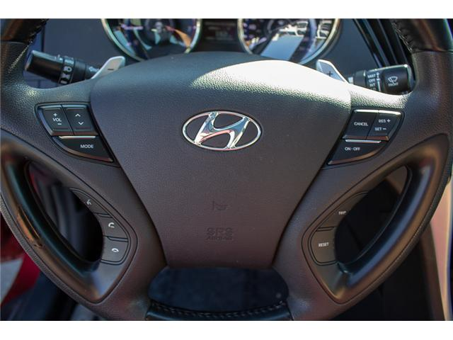 2012 Hyundai Sonata 2.0T Limited (Stk: P46452) in Surrey - Image 16 of 22