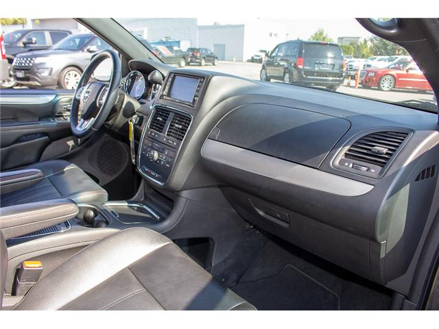 2017 Dodge Grand Caravan GT (Stk: EE896570) in Surrey - Image 17 of 25