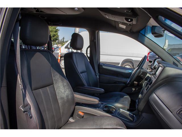 2017 Dodge Grand Caravan GT (Stk: EE896570) in Surrey - Image 18 of 25