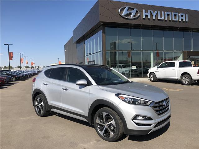2017 Hyundai Tucson Limited (Stk: H2278) in Saskatoon - Image 1 of 28