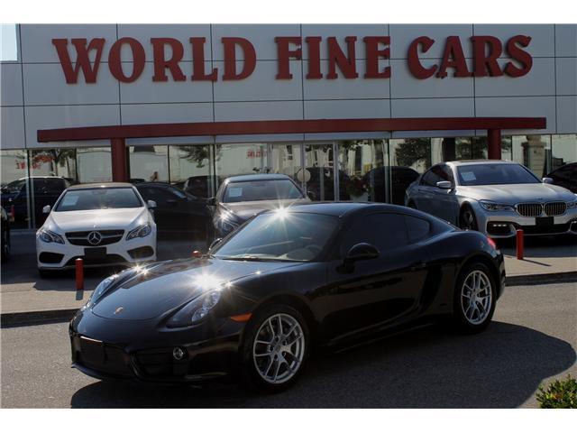 2014 Porsche Cayman  (Stk: 16463) in Toronto - Image 1 of 22