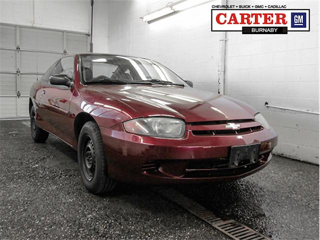 2003 Chevrolet Cavalier VLX (Stk: 48-50901) in Burnaby - Image 1 of 16