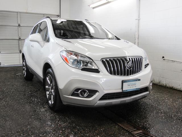 2013 Buick Encore Leather (Stk: E8-92731) in Burnaby - Image 2 of 24