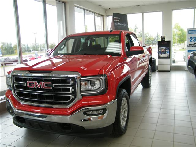 2019 GMC Sierra 1500 Limited SLE (Stk: 55490) in Barrhead - Image 1 of 2