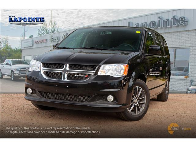 2017 Dodge Grand Caravan CVP/SXT (Stk: SL17557) in Pembroke - Image 1 of 20