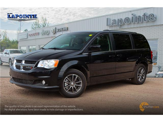 2017 Dodge Grand Caravan CVP/SXT (Stk: SL17557) in Pembroke - Image 2 of 20