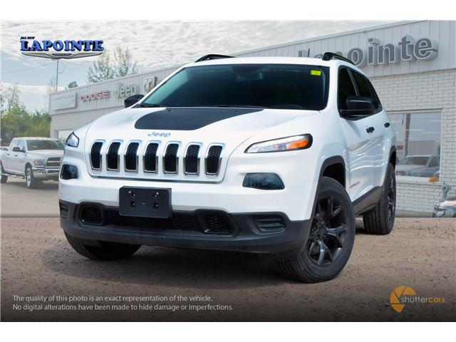 2018 Jeep Cherokee Sport (Stk: SL18071) in Pembroke - Image 1 of 20