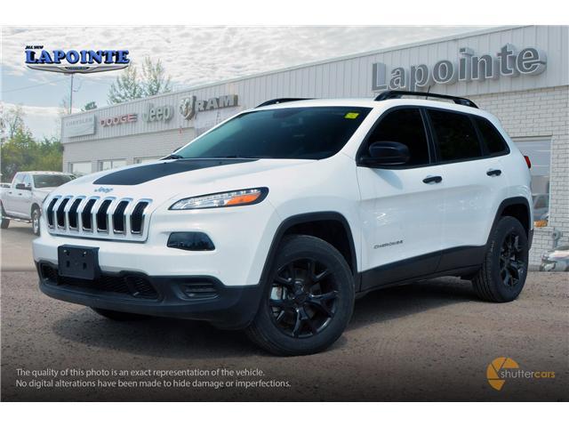 2018 Jeep Cherokee Sport (Stk: SL18071) in Pembroke - Image 2 of 20