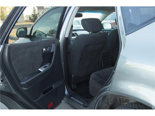 2006 Nissan Murano SE (Stk: P203-1) in Brandon - Image 9 of 9