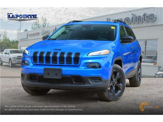 2018 Jeep Cherokee Sport (Stk: SL18120) in Pembroke - Image 1 of 20