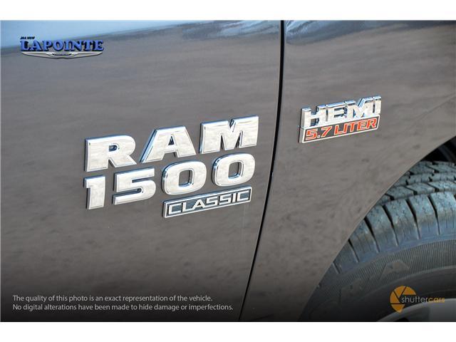 2019 RAM 1500 Classic SLT (Stk: 19027) in Pembroke - Image 7 of 20