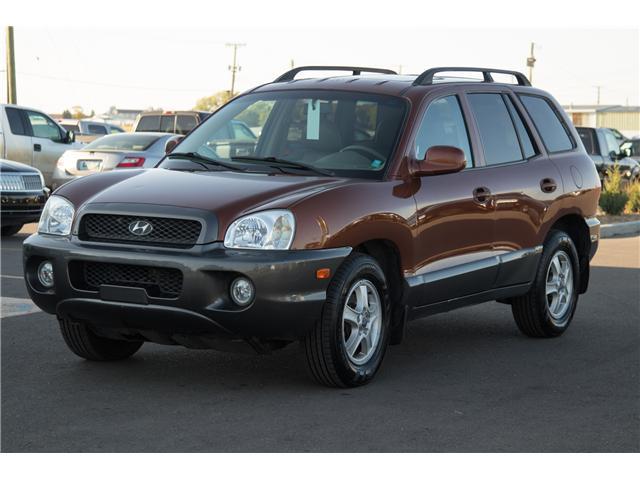 2003 Hyundai Santa Fe GLS (Stk: P312) in Brandon - Image 2 of 10