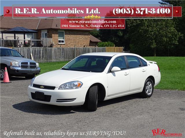 2008 Chevrolet Impala LS (Stk: ) in Oshawa - Image 1 of 12