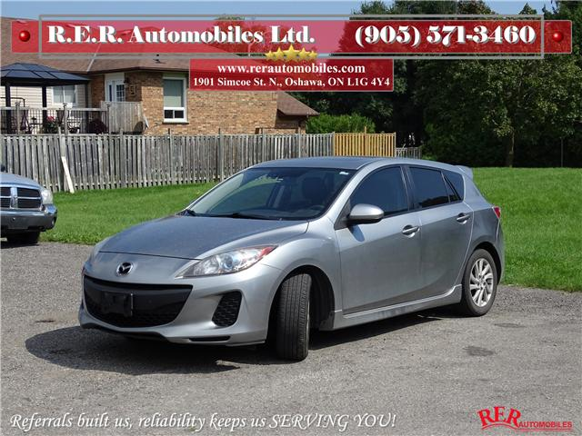 2012 Mazda Mazda3 GS-SKY (Stk: ) in Oshawa - Image 1 of 12