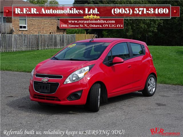 2013 Chevrolet Spark LS Auto (Stk: ) in Oshawa - Image 1 of 12