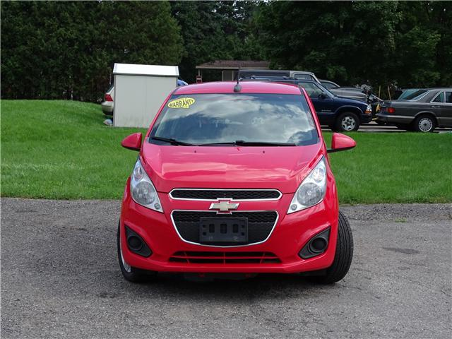 2013 Chevrolet Spark LS Auto (Stk: ) in Oshawa - Image 2 of 12