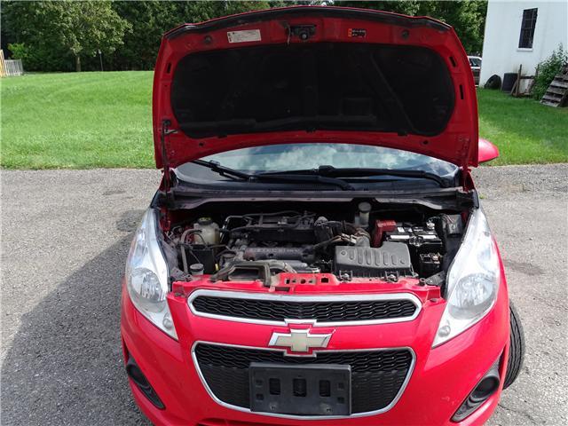 2013 Chevrolet Spark LS Auto (Stk: ) in Oshawa - Image 5 of 12