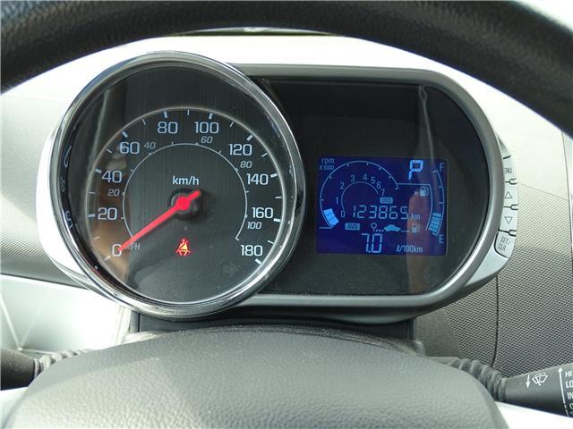 2013 Chevrolet Spark LS Auto (Stk: ) in Oshawa - Image 7 of 12