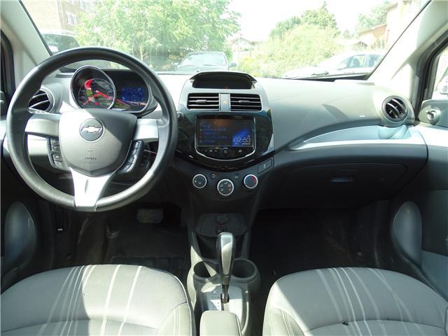 2013 Chevrolet Spark LS Auto (Stk: ) in Oshawa - Image 8 of 12