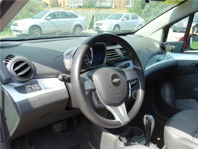 2013 Chevrolet Spark LS Auto (Stk: ) in Oshawa - Image 9 of 12