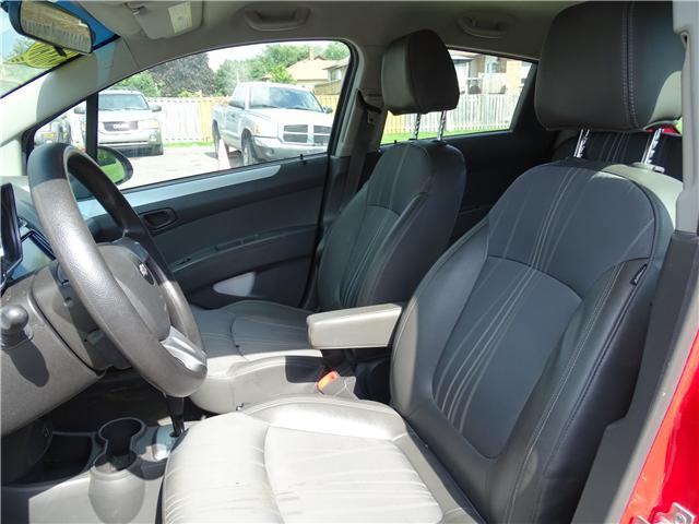 2013 Chevrolet Spark LS Auto (Stk: ) in Oshawa - Image 11 of 12