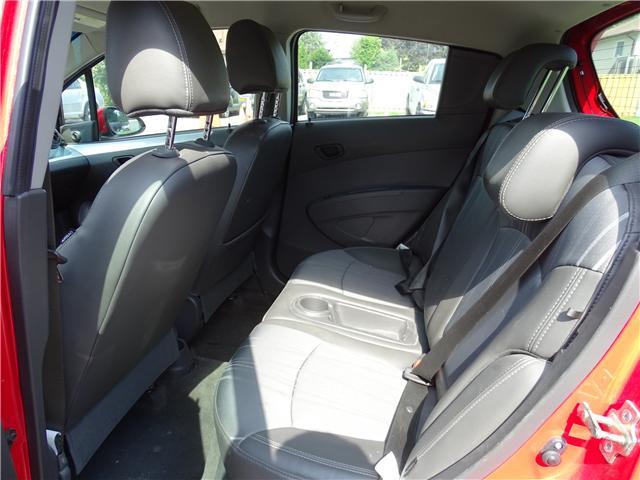 2013 Chevrolet Spark LS Auto (Stk: ) in Oshawa - Image 12 of 12