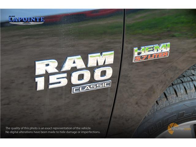 2019 RAM 1500 Classic SLT (Stk: 19056) in Pembroke - Image 7 of 20