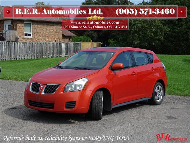 2010 Pontiac Vibe Base (Stk: ) in Oshawa - Image 1 of 12