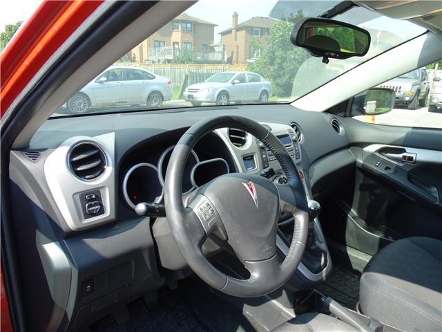 2010 Pontiac Vibe Base (Stk: ) in Oshawa - Image 9 of 12