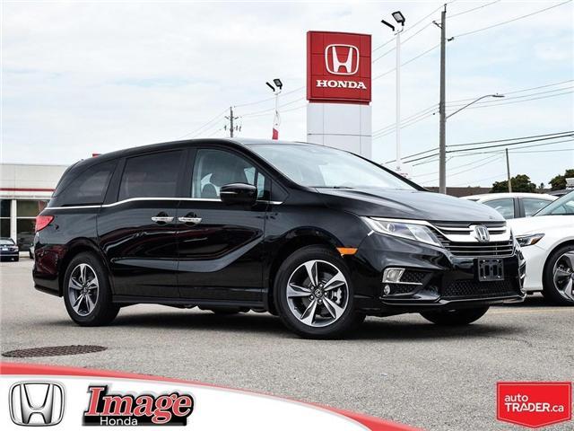 2019 Honda Odyssey  (Stk: 9V53) in Hamilton - Image 1 of 20