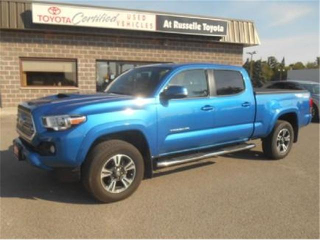 2017 Toyota Tacoma  (Stk: 180654) in Peterborough - Image 1 of 10