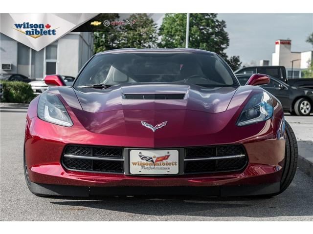2019 Chevrolet Corvette Stingray (Stk: 107925) in Richmond Hill - Image 2 of 20