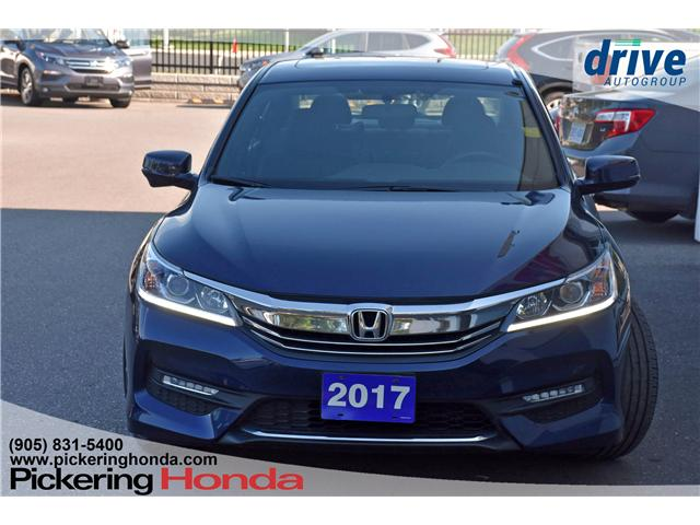 2017 Honda Accord Sport (Stk: P4302) in Pickering - Image 2 of 29